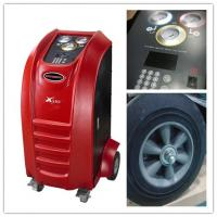 China Fully Automatically Air Condition Recovery Machine Color Display Oil Drain wholesale