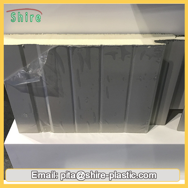 Quality Aluminum Insulated Panel Clear Plastic Sticky Film , Protective Auto Film Multi Purpose for sale