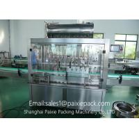 China High Precision Automatic Liquid Filling Equipment With Pneumatic Driven wholesale