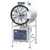 China Cylindrical Pressure Steam Sterilizer Horizontal Autoclave Equipment wholesale