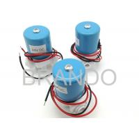 """2.5MM Orifice Pneumatic 24VDC Solenoid Valve With 1 / 4"""" Normal Thread Connecting Port"""
