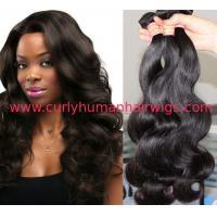 Softy Hair Virgin Malaysian Human Hair Extension In Large Stock