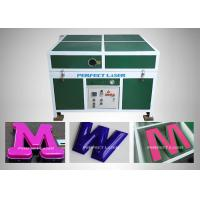 China Plastic Molding Channel Letter Bending Machine Laser Acrylic Blister Machine wholesale