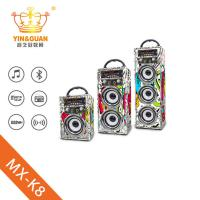 China karaoke hme audio bluetooth speaker with microphone for wireless portable active on sale