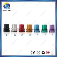 China Chuff Enuff Drip Top E Cigarette Drip Tip 12MM Aluminum ATTY Atomizer wholesale