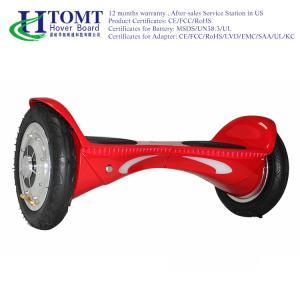 China Ruedas duales de equilibrio HoverBoard del equilibrio eléctrico de la vespa del uno mismo elegante de 6,5 pulgadas wholesale