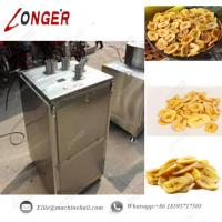 China Fully Automatic Banana Chips Making Machine|Commercial Banana Chips Processing Line|Plantain Chips Making Machine wholesale