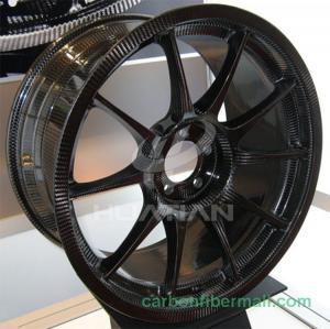 China china carbon fiber disc wheel tyre wheel car,100% Carbon fiber car wheel on sale