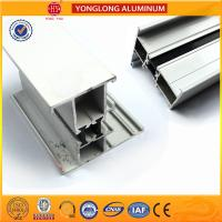 Independent Seal Structure Aluminum Door Profile Insulation Performance And for sale