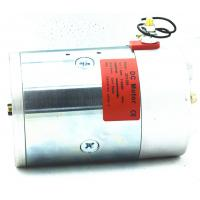 China 2.2KW 24v Dc Electric Motor 2700 RPM Hydraulic CW Rotation For Forklift wholesale