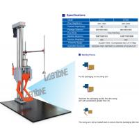 Buy cheap 85kg Payload Packaging Drop Test Machine Drop Height Can Up To 1500mm from wholesalers