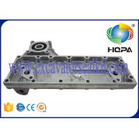 China High Precision Excavator Engine Parts , Komatsu 6D95 Oil Cooler Cover Assy 6207-61-5110 wholesale