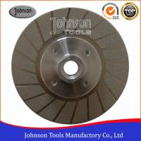 China No Chipping Electroplated Diamond Grinding Wheels For Dry Cutting wholesale