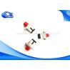 China Adaptateur optique hybride de fibre FC unimodal recto à l'adaptateur de fibre de Sc wholesale