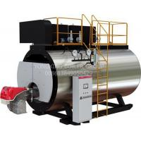 China Automatical Oil Hot Water Furnace Residential No Noise Oil Hot Water Heater on sale