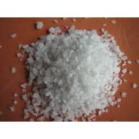 China White fused alumina 1-0price used for refractory and ceramic shapes wholesale