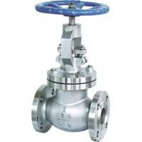 China Brass flange globe valve wholesale