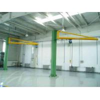 China Workstations Jib Cranes Designed for Marine Loading / Building Maintenance on sale