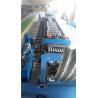 China Rollo del metal que forma la máquina, Silo de acero acanalado galvanizado que forma la máquina wholesale