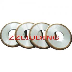 China Metal bond Diamond and CBN grinding wheel wholesale