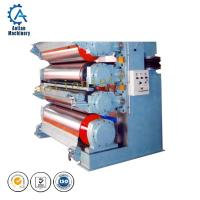 Buy cheap Factory Supply Three Roll Paper Calendering Machine, Calender Machine from wholesalers
