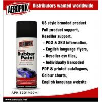 China Abrasion Resistant Automotive Aerosol All Purpose Spray Paint , Rubber Coated wholesale