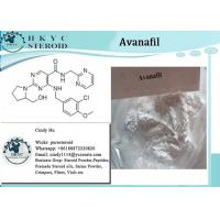 China Natural Male Enhancer Steroid Powder Avanafil For Sex Enhancement Enhancement on sale