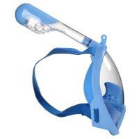 Buy cheap Multi Size Snorkeling Diving Full Face Mask , Anti - Leak Water Sports Equipment from wholesalers