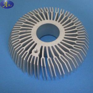 China Extrusion aluminium heatsink heat sink radiator for LED Light wholesale