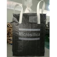China Silicon Metal Industrial Bulk Bags Empty Jumbo Bags For Packing 1000KG 1500KG wholesale