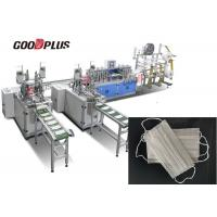 China 2019 High Speed Dust Proof Multi-Layer Non-Woven Mask Making Machine wholesale