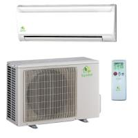 China High Efficiency Split Unit Air Conditioner Heavy Weight Dc Powered Cooling / Heating on sale