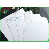 Buy cheap FSC Certified 100% Wood Pulp 250gsm 300gsm White C1S FBB Ivory Board Paper 700 * from wholesalers