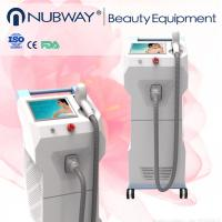 China Hot 2015 Newest smart lumenis lightsheer 808 nm diode laser hair removal machine for spa wholesale