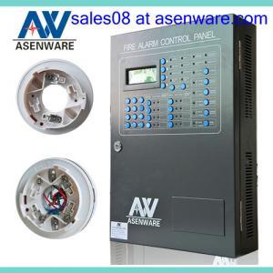China Asenware 100 200 324 address addressable fire alarms wholesale