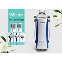 China Five Handle Cryolipolysis Fat Freezing Fat Removal Slimming Multifunctional Machine wholesale