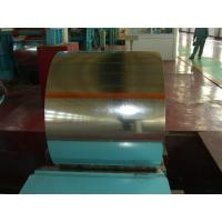 China Prime HDGI / GI Hot Dipped Galvanized Steel Coils Z40-Z275 0.18 - 0.38mm Thickness wholesale