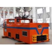 China 10T Variable speed AC overhead line electric locomotive wholesale