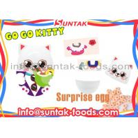 Sour Fruit Taste Novelty Candy Toys Vitamin C Candies With Dress Up Sticker
