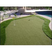 China 9000Dtex Field Green Playground Golf Artificial Grass 20mm,Gauge 1/5 wholesale