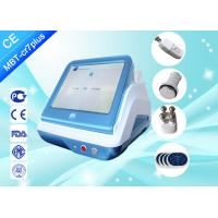 China Fat Removal Vacuum Cavitation Lipo Laser Slimming Machine With Rf , Ultrasonic Liposuction Equipment wholesale