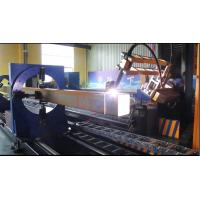China Round / Square Pipe Cutting And Beveling Machine For Steel Fabrication wholesale