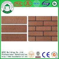 China No Falling Off Various Styles Thin Flexible Wall Tiles 3 - 5mm Thickness wholesale