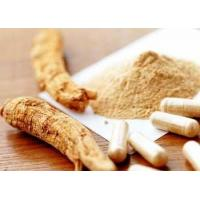 China Leaf / Root Plant Extract Powder Ginseng Root Extract Light Yellow Color wholesale