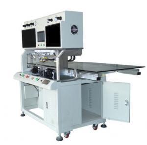 China 616DH LED TV ACF Bonding Machine , LCD Panel Repair Machine For Samsung Sony LG wholesale