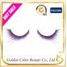 China Hot sale new style natural metallic yarn false eyelashes cotton band wholesale