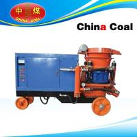 China wet mix shotcrete machine for dry and wet building material wholesale