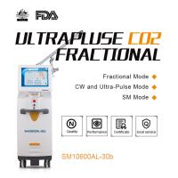 China Ultrapulse RF - Excited CO2 Fractional Laser Machine with Vaginal Function for Acne Scar Removal wholesale