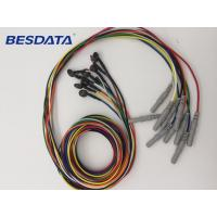 Buy cheap BCI Researcher EEG Electrodes Used Multicolor Coated Gold EEG Cup Electrodes from wholesalers