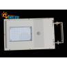 China Portable 8W Garden Solar LED Street Light With PIR Motion Senser Control wholesale